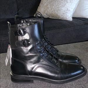 Zara Combat / Moto Boots
